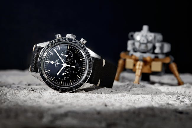What would the Speedmaster be without the moon landing?