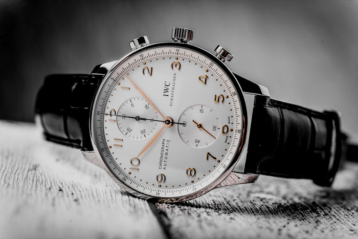 Our selection of IWC
