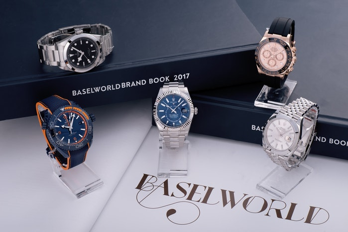 Top Baselworld Models