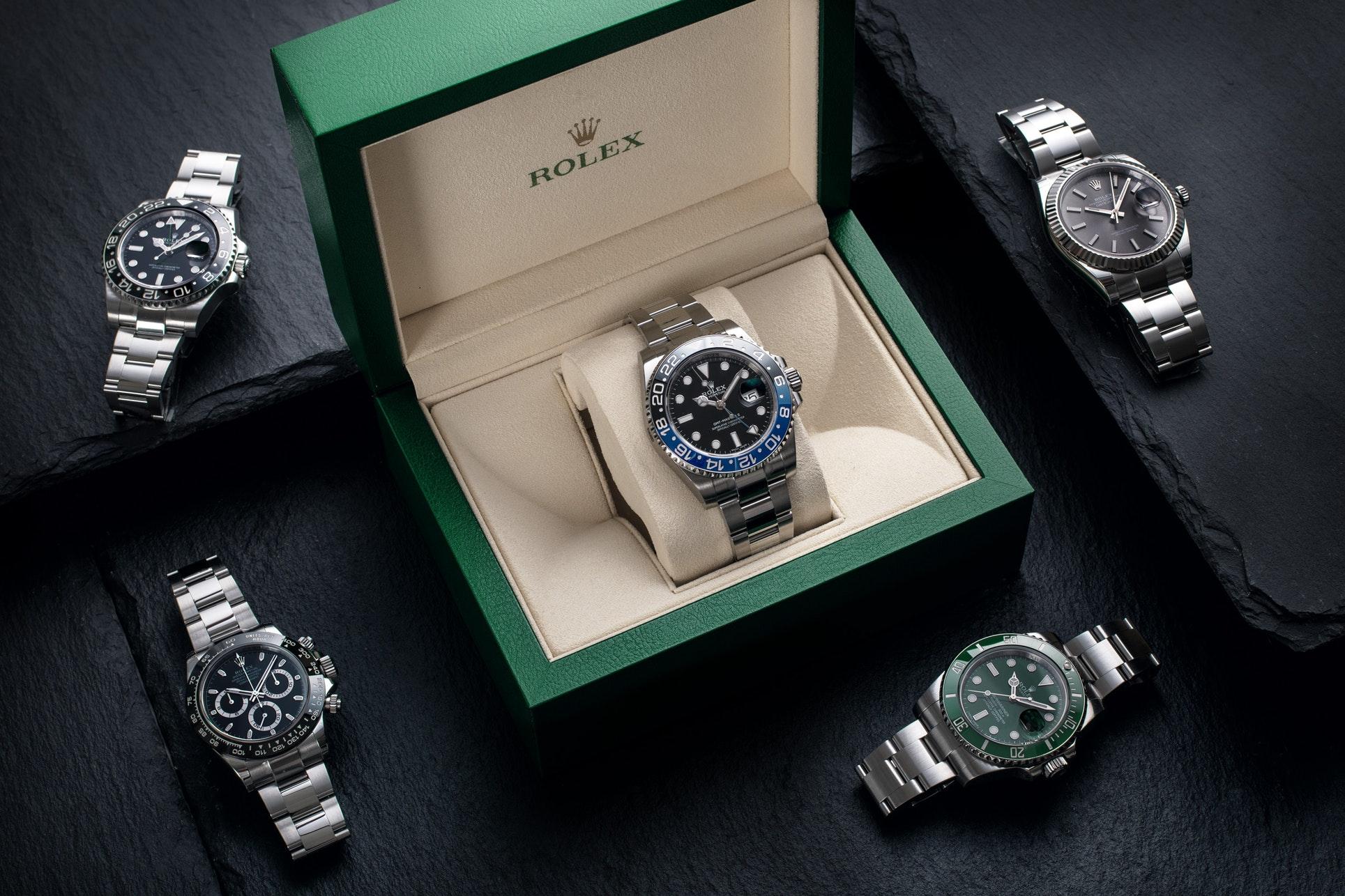 Top Rolex Deals