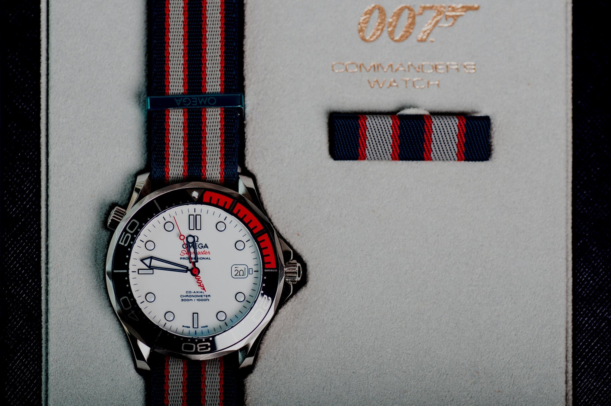 Omega Seamaster Special