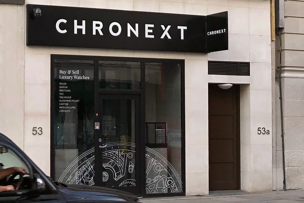 CHRONEXT Boutique