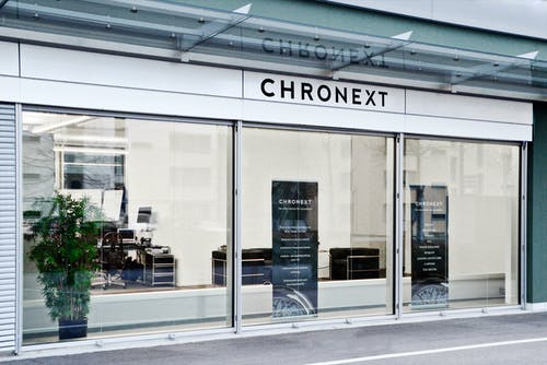 CHRONEXT Lounge