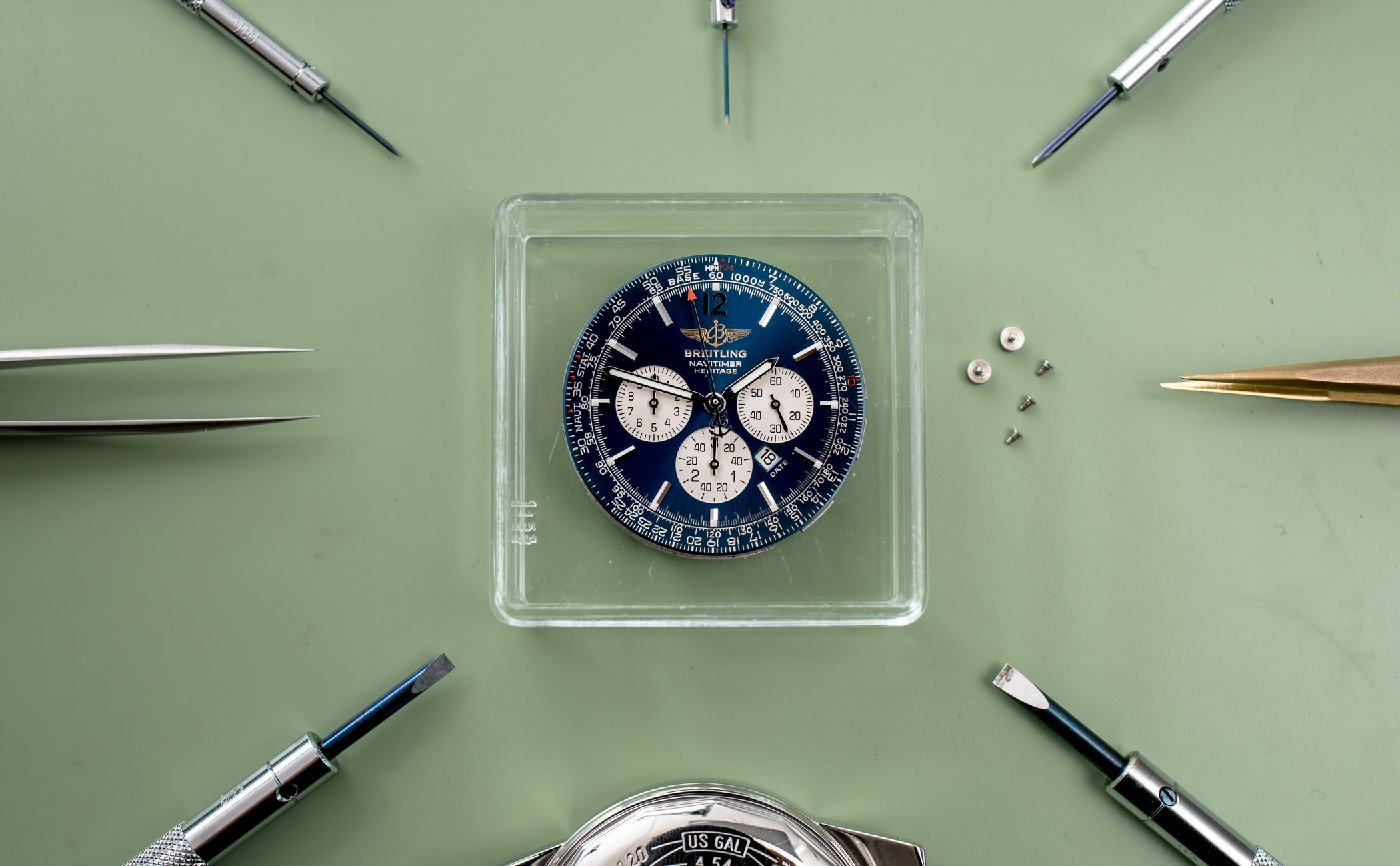 Watchmaking Atelier