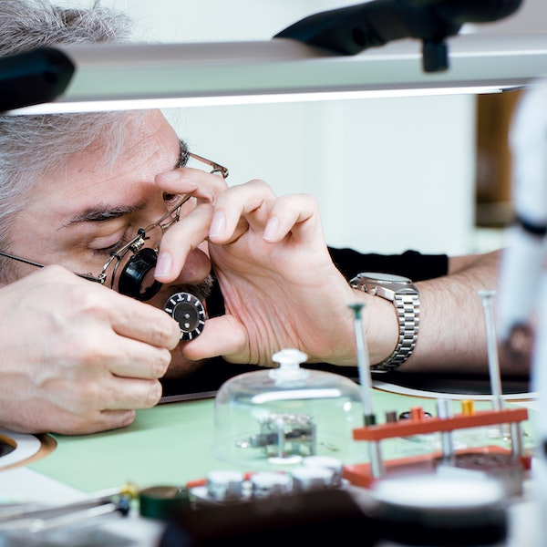 Watchmaking process